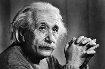 アルベルト・アインシュタイン英語名言