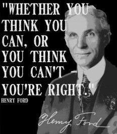 ヘンリー・フォード英語名言