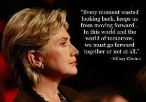 ヒラリー・クリントン英語名言