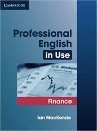 Professional English in Use – Finance